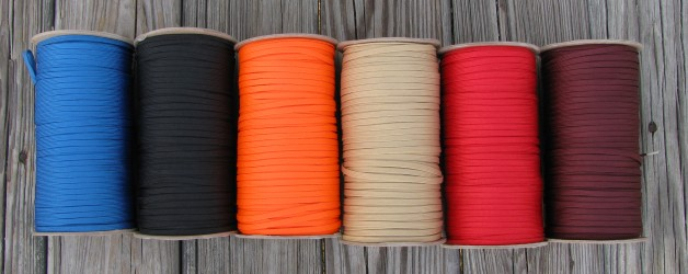 Coreless Paracord (Discontinued!)