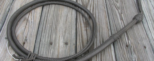 Nylon Indiana Jones Bullwhip