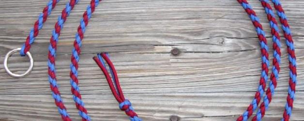 4 & 6 Plait Piggin' String / Tie-down Rope