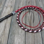 8ft woody bullwhip, Indian ebony