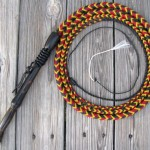 Coral Snake with Ebony Handle